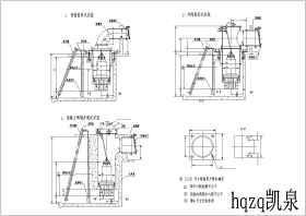 给排水工程中常用精选水泵图块合集