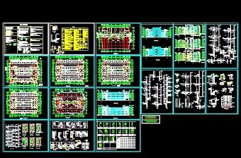 车库设计施工图