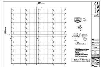 2021CAD钢结构图纸基本识图
