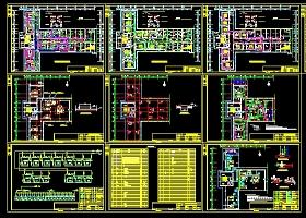 医院手术室空调设计图
