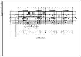 某小區十五層框架結構商住樓給排水消防設計圖