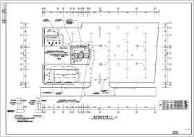 一栋15层的商住楼电气设计施工图