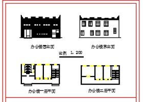 6班幼儿园全套设计图纸
