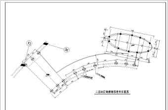 各种类型钢结构复杂楼梯结构设计施工图