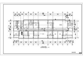 某单位一栋8层办公楼电气设计施工图