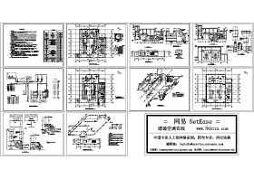 热水锅炉房施工图设计