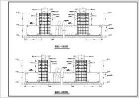 某厂房室外弧形钢楼梯结构设计施工图