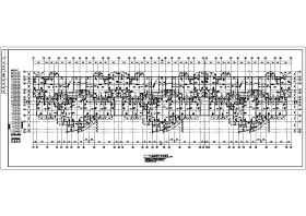 某地十九层(带地下室)剪力墙结构住宅结构方案图