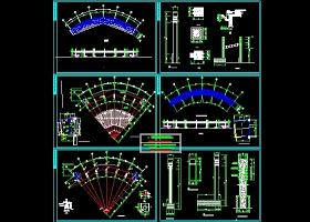 大门设计施工图