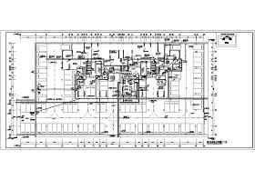 某高层商住楼(30层)+地下车库图纸