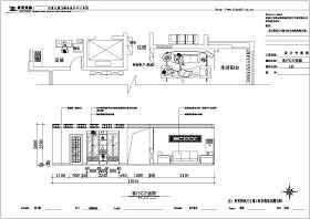 某三室两厅室内装修及电气设计施工图