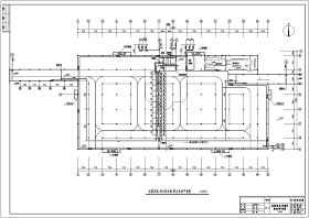 ?#36710;?#19979;汽车库建筑给排水设计施工图