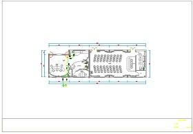 田湖市新镇党群服务中心室内装饰工程--给排水