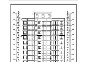 某18層剪力墻結構住宅結構圖紙(含建筑和電氣設計)