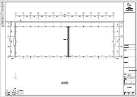 某钢结构CAD建筑图纸(含设计说明)