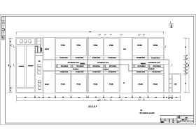 某污水处理厂曝气生物滤池工艺施工图