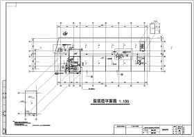 十三层框架结构商务酒店建筑设计施工图