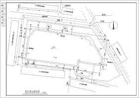 广东某学生公寓基坑支护设计施工图