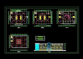 商场建筑设计方案图