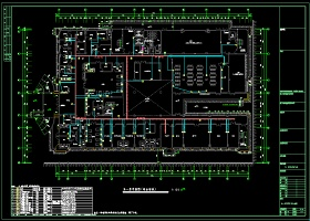 医院智能化全套设计图纸,16个系统