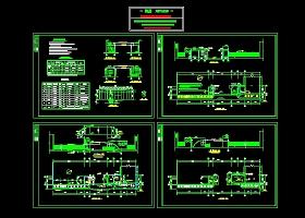 某大门设计施工图