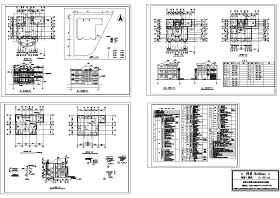 私人別墅建筑圖