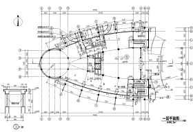 某科技研发中心办公楼建筑图