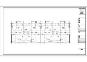 多层整套带商业建筑cad设计图纸