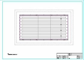 游泳池平面圖、剖面圖、節點圖