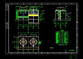 变压器安装CAD图纸素材下载楼房两房半农村设计图图片