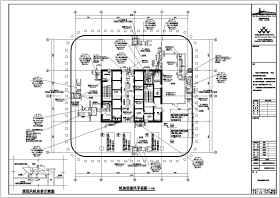 [安徽]超高层商业办公暖通空调全系统施工图