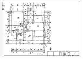 河边别墅建筑设计图(带效果图)