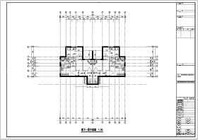 复式别墅建筑设计图(带效果图)