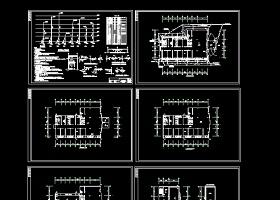 某六層門診大樓全套給排水設計施工圖