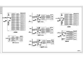 [宁夏]二类高层综合商住楼电气施工图