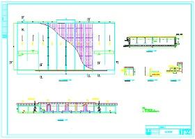 某污水处理厂A20工艺课程设计图