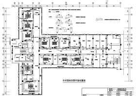 岳阳某医院手术室空调图