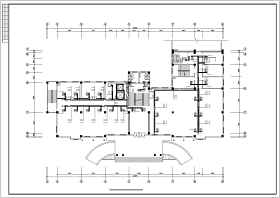 小高层综合楼建筑中央空调工程系统设计施工图