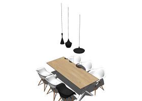 會議室3d模型綜合效果圖