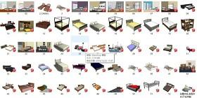 su模型床