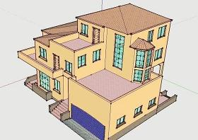 su别墅设计方案图