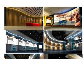 校史展馆设计图片
