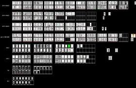 原創實木門款CAD圖庫1200款-版權可商用
