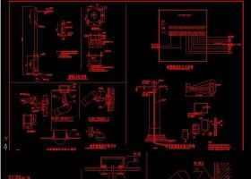 原创监控CAD-版权可商用