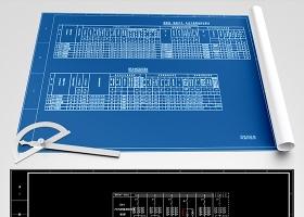 原创CAD35kV变电站新建工程电气施工图纸(含初步设计说明书)-版权可商用