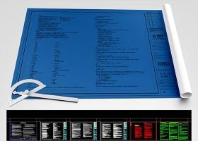 原创施工流程工艺说明材料工艺说明-版权可商用