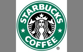 原创星巴克咖啡全套施工图+高清LOGO-版权可商用