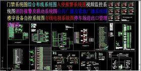原创弱电系统图