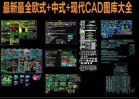 原创1G精心整理欧式+中式+现代图库-版权可商用