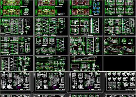 原创旋转楼梯cad节点详图下载-版权可商用